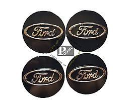 "Колпачки на диски FORD Ø 60-56 ""новые"" - Заглушки для дисков Форд"