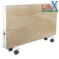 Напольный керамический обогреватель LIFEX ПКП1200 (бежевый)