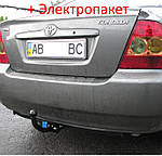Фаркоп - Toyota Corolla (E12) Хетчбек (2002-2007)