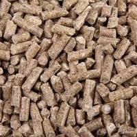 Белковые корма пивная дробина гранула