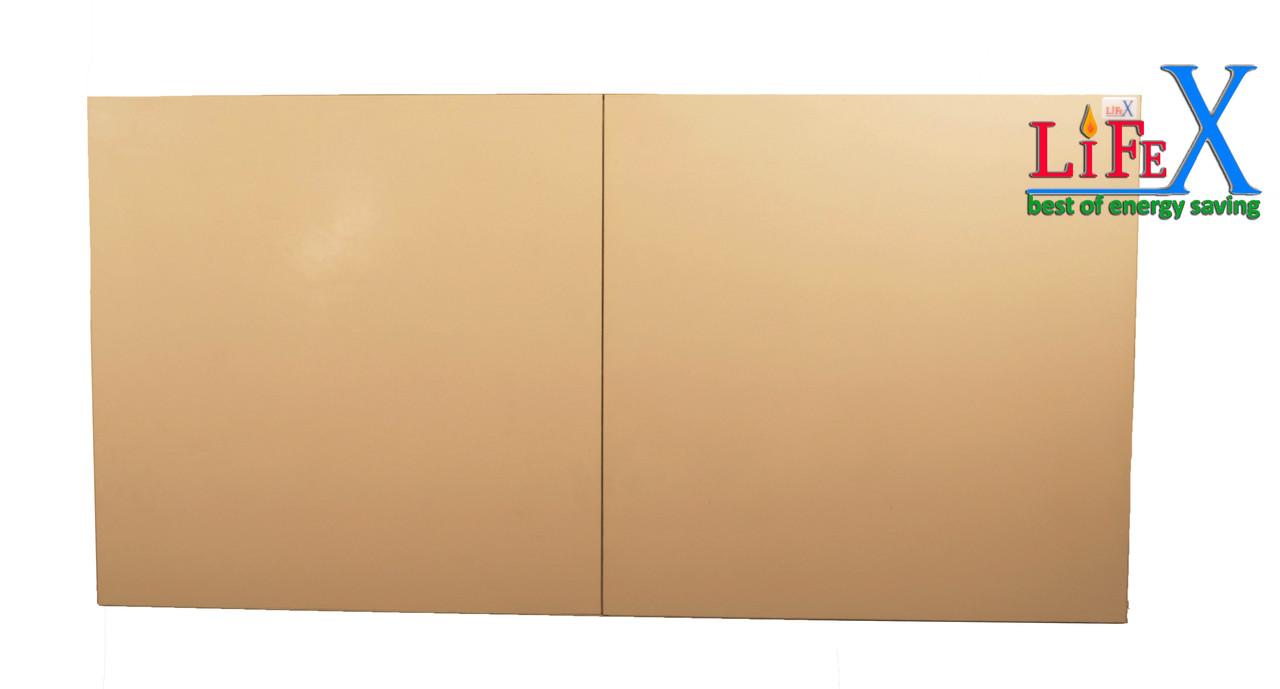 Керамический био конвектор инфракрасный LIFEX ТКП1400 (бежевый)