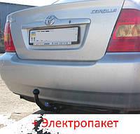 Фаркоп - Toyota Corolla (E12) Седан / Универсал (2002-2007), фото 1