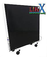 Напольный керамический обогреватель LIFEX ПКП800 (черный)
