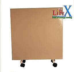 Напольный керамический обогреватель LIFEX ПКП800 (бежевый)