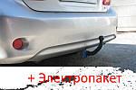 Фаркоп - Totota Corolla (E15) Седан (2007--) арабська збірка