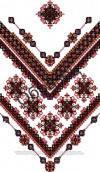 Схема для вышивки Рушника украинского 30х250