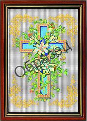 """Схема для полной вышивки """"Крест"""""""