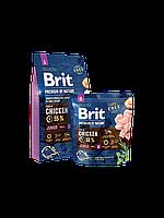 Brit Premium by Nature JUNIOR S - корм для щенков мелких пород