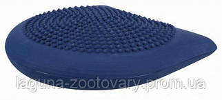 Подушка балансировочная 28х28х4 для собак, ПВХ, синий