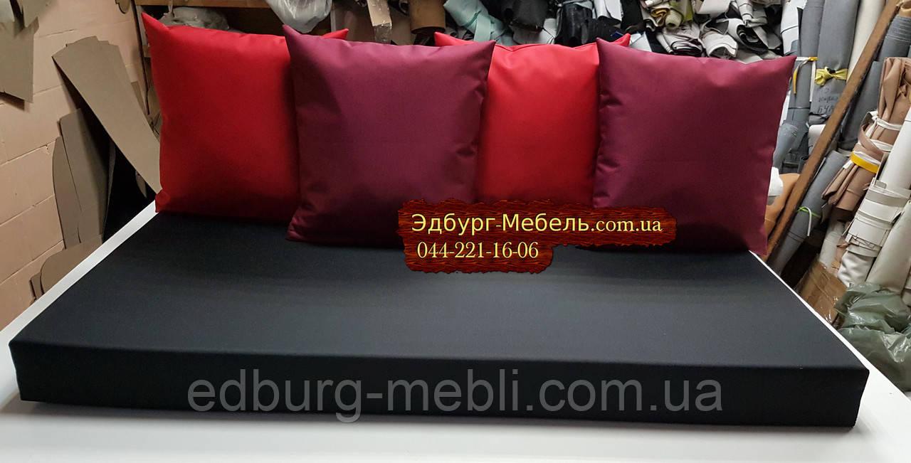 Подушки для меблів з палет, піддонів, поддоконика