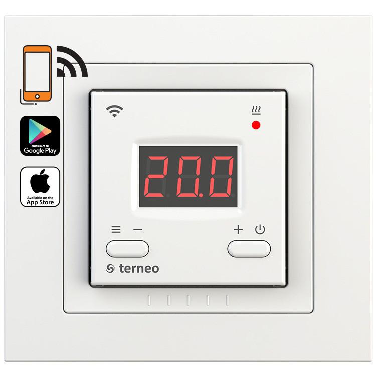 Wi-Fi терморегулятор  Terneo ax unic