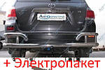 Фаркоп - Кросовер Toyota Highlander (2010-2014)