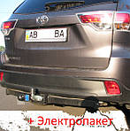 Фаркоп - Кросовер Toyota Highlander (2014--)