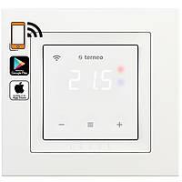 Wi-Fi терморегулятор Terneo sx unic з сенсорним керуванням