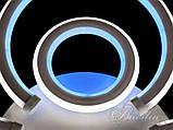 Потолочная светодиодная люстра с тремя режимами света , фото 6