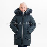 """Зимняя куртка для девочки """"Жасмин"""", Зима 2019 года, фото 1"""