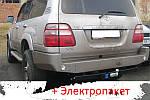 Фаркоп - Toyota Land Сruiser (J100) Внедорожник (1996-2007)