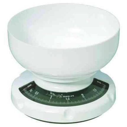 Весы механические модель Tespro (кухонные, пластик, до 3кг), фото 2