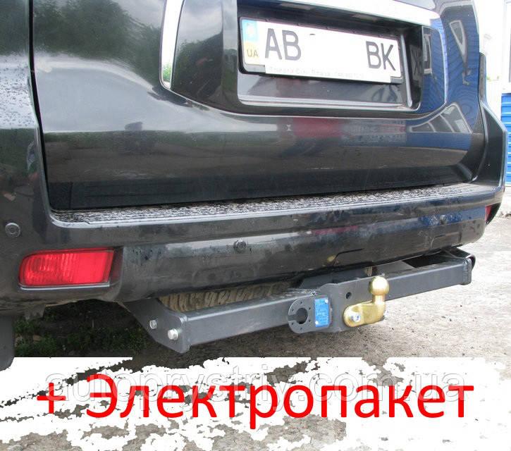 Фаркоп - Toyota Land Сruiser (J150) Внедорожник (2009--)
