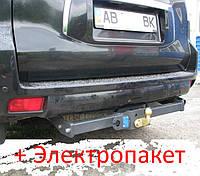 Фаркоп - Toyota Land Сruiser (J150) Внедорожник (2009--), фото 1