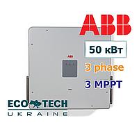 Сетевой инвертор АВВ TRIO-TM-50.0-400-POWER MODULE (50 кВт, 3 фазы, 3 МРРТ), фото 1