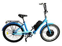 Электровелосипед АИСТ SMART24F XF48 LED900S 48В 500Вт литиевая батарея 10,2Ач