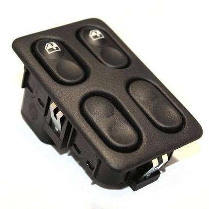 Блок управления стеклоподъёмниками (4 клавиши), фото 2