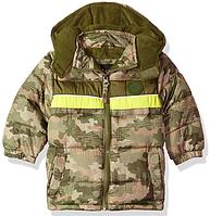 Куртка iXtreme оливковая для мальчика 18мес, фото 1