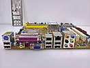 Материнська плата ASUS P5K VM+E2160 S775/QUAD G33 DDR2, фото 2