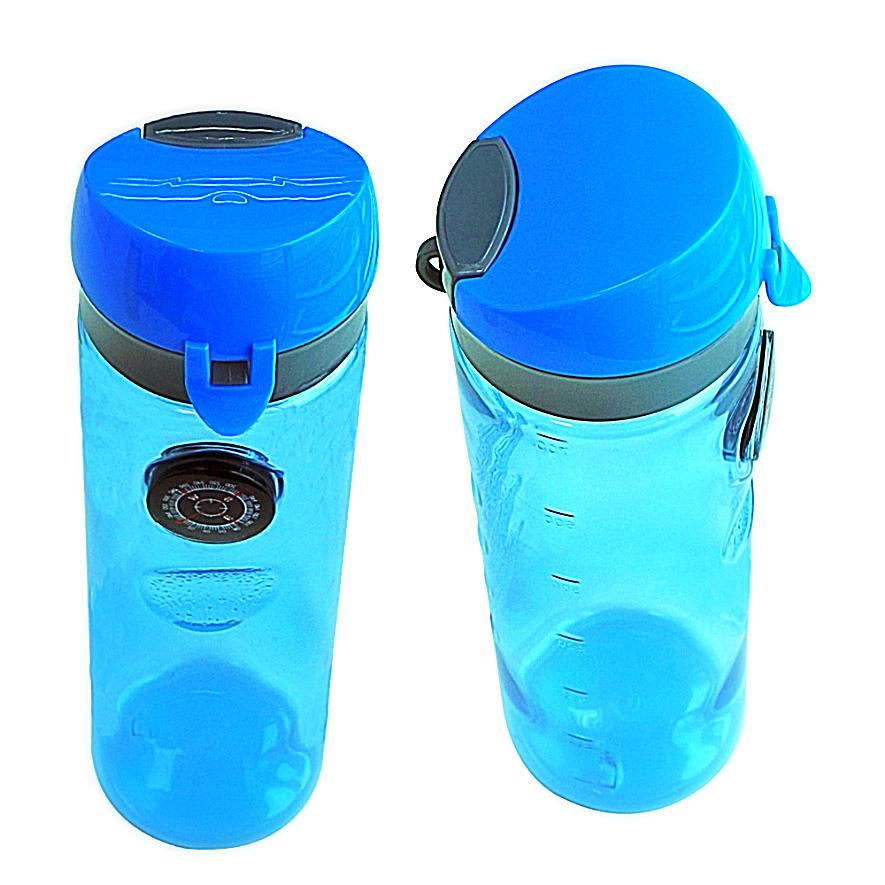 Спортивная бутылка для воды 700 мл. Оптом и в розницу