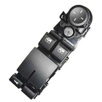 Блок управления стеклоподъёмниками ВАЗ-2170 (2 клавиши), фото 2