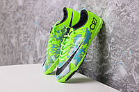 Сороконожки Nike Mercurial  CR7  1021(реплика), фото 1