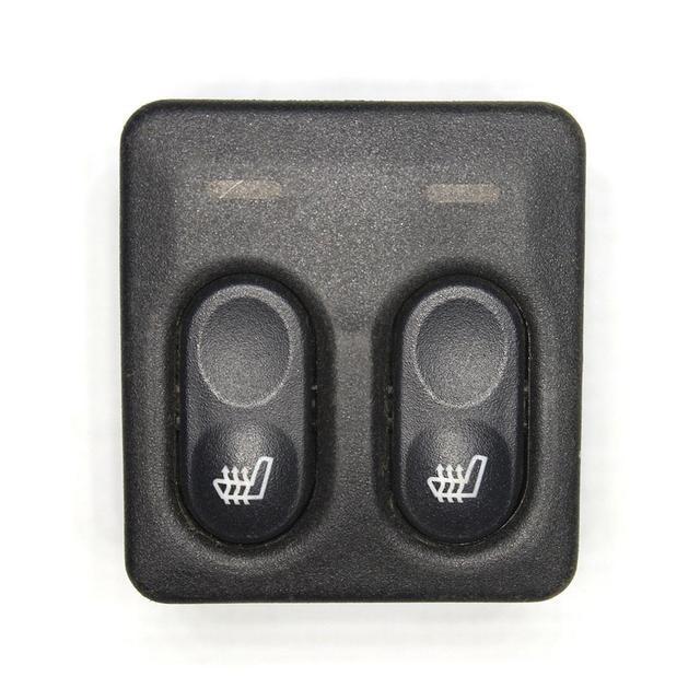 Блок управления подогревом сидений ВАЗ-2110 (2 кнопки)