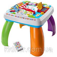 Детский развивающий столик Город с технологиями Fisher-Price Laugh Learn Around The Town