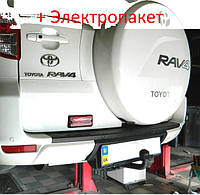 Фаркоп - Toyota RAV-4 (XA.3) Кроссовер (2006-2013)