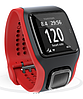 TomTom Multi-Sport Cardio GPS + Heart Rate/Cadence/Speed Sensor/Altimeter (Black/Red)