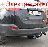 Фаркоп - Toyota RAV-4 Кроссовер (2013-2018)