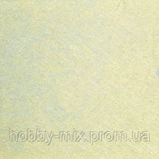 Фетр 1 мм, (100х85 см) бежевый