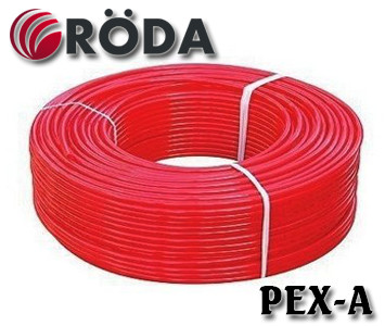 Труба для теплого пола Roda PEX-A 16х2 с кислородным барьером