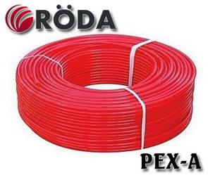 Труба для теплої підлоги Roda PEX-A 16х2 з кисневим бар'єром