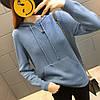 Комфортний светр з капюшоном