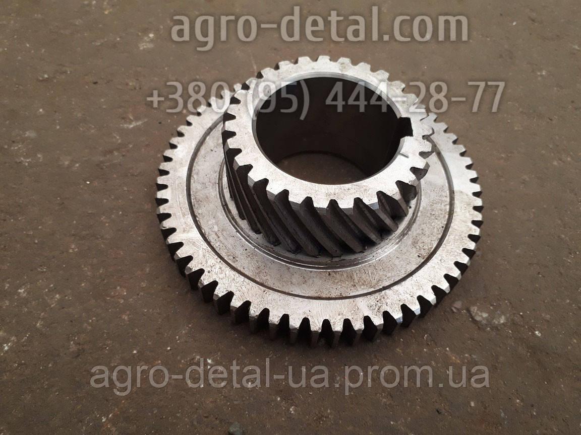 Блок зубчатых колес 22-04С12 шестерня коленвала,двигателя СМД-15,СМД-17,СМД-18, СМД-18Н.01,СМД-19,СМД-23
