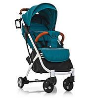 Прогулочная коляска Baby YOGA M 3910-12 (аналог Yoya Plus2,йога,йоя) бирюзовая