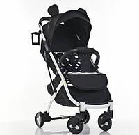 Прогулочная коляска Baby YOGA M 3910-2 (аналог Yoya Plus2,йога,йоя) Микки Маус