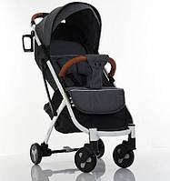 Прогулочная коляска Baby YOGA M 3910-11 (аналог Yoya Plus2,йога,йоя) серая