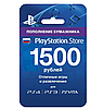 PSN 1500 рублей PlayStation Network (RUS)