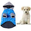 """Куртка, пальто теплое """"Sport"""" для собак, кошек. Одежда для животных, фото 2"""