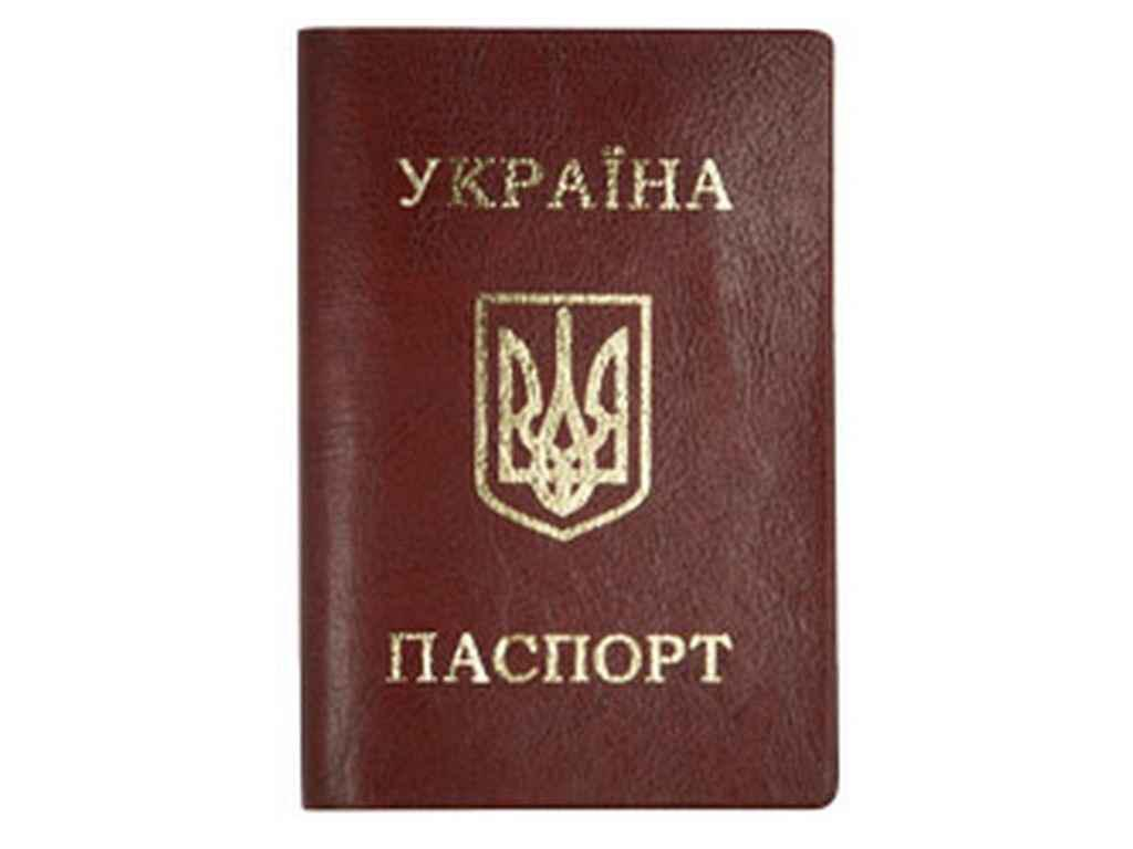 Обложка для паспорта Panta Plast кожзам стандарт коричневый 0300-0027-11