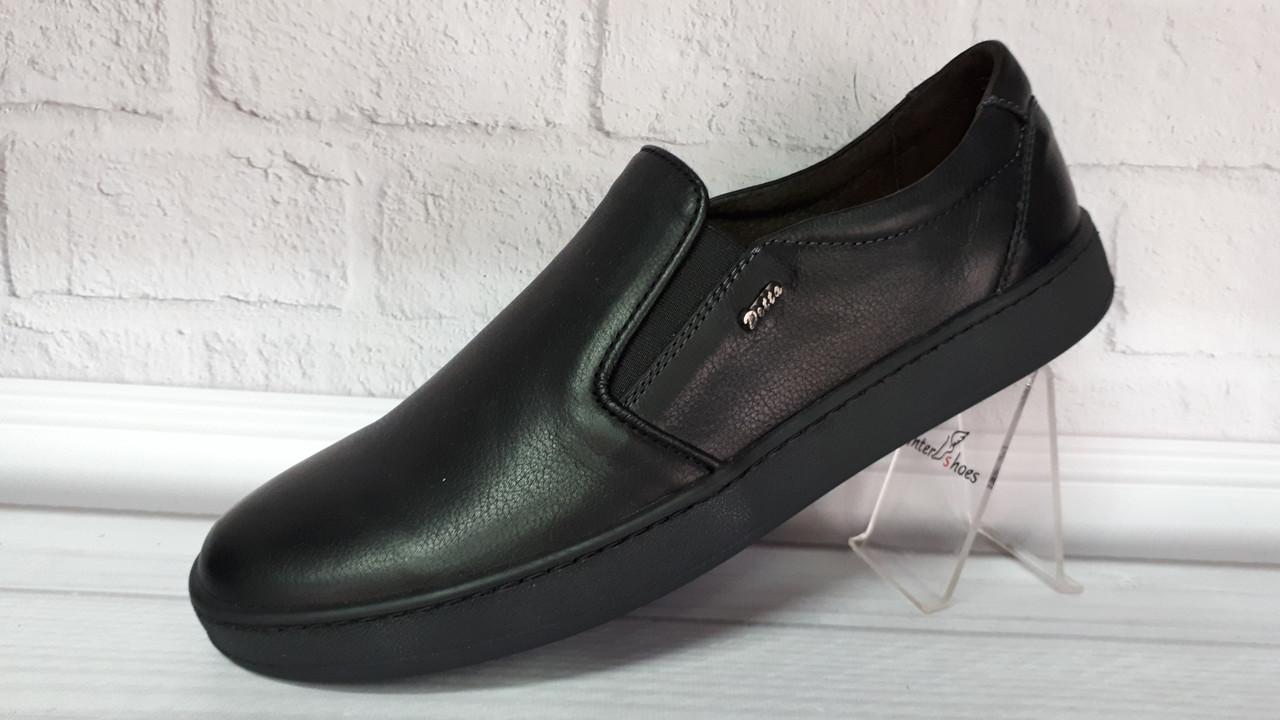 7e2cb7c59 Мужские туфли из натуральной кожи Detta. Турция - Интернет-магазин