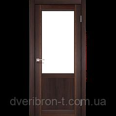 Двери Корфад Palermo PL-02  Орех, дуб грей, дуб беленый.